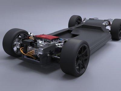 Williams podría brincar al mundo de los autos comerciales con su nueva plataforma para autos eléctricos