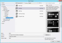 """Programar aplicaciones Metro en Windows 8: """"Hola Mundo"""""""