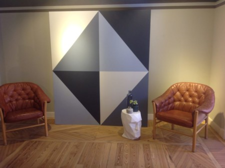 Teresa Apey Jotun Geometria Vintage