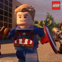 Los DLC del Capitán América y Ant-Man de LEGO Marvel Vengadores serán exclusivos de PlayStation