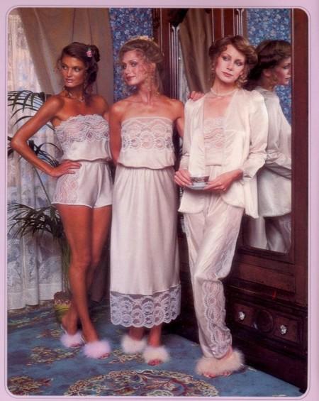 Tal como éramos: el catálogo de Victoria´s Secret de 1979