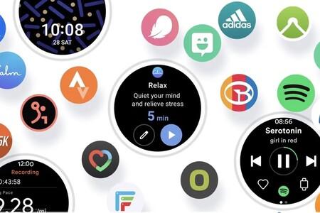 One UI Watch: así se ve la nueva capa de personalización que Samsung pondrá sobre Wear OS en sus nuevos smartwatches