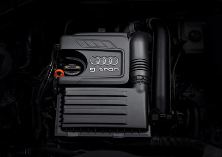 Audi A3 Sportback g-tron, motor TFSI