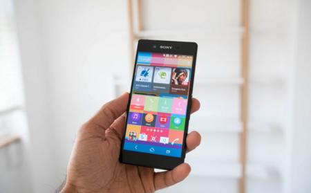 Sony busca usuarios para probar su nueva interfaz basada en Android