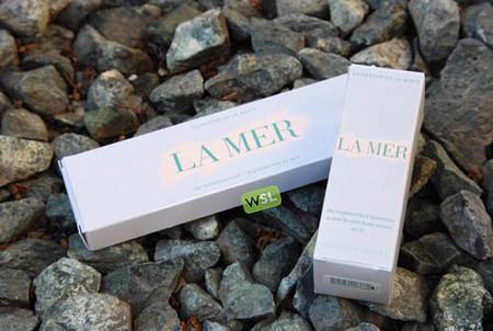 El kit completo de maquillaje La Mer. Un Regalo de Lujo