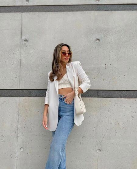 Estos pantalones vaqueros de H&M son los que más estilizan, nunca pasan de moda y cuestan menos de 20 euros
