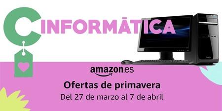 Ofertas de primavera en Amazon: portátiles, PC y monitores rebajados