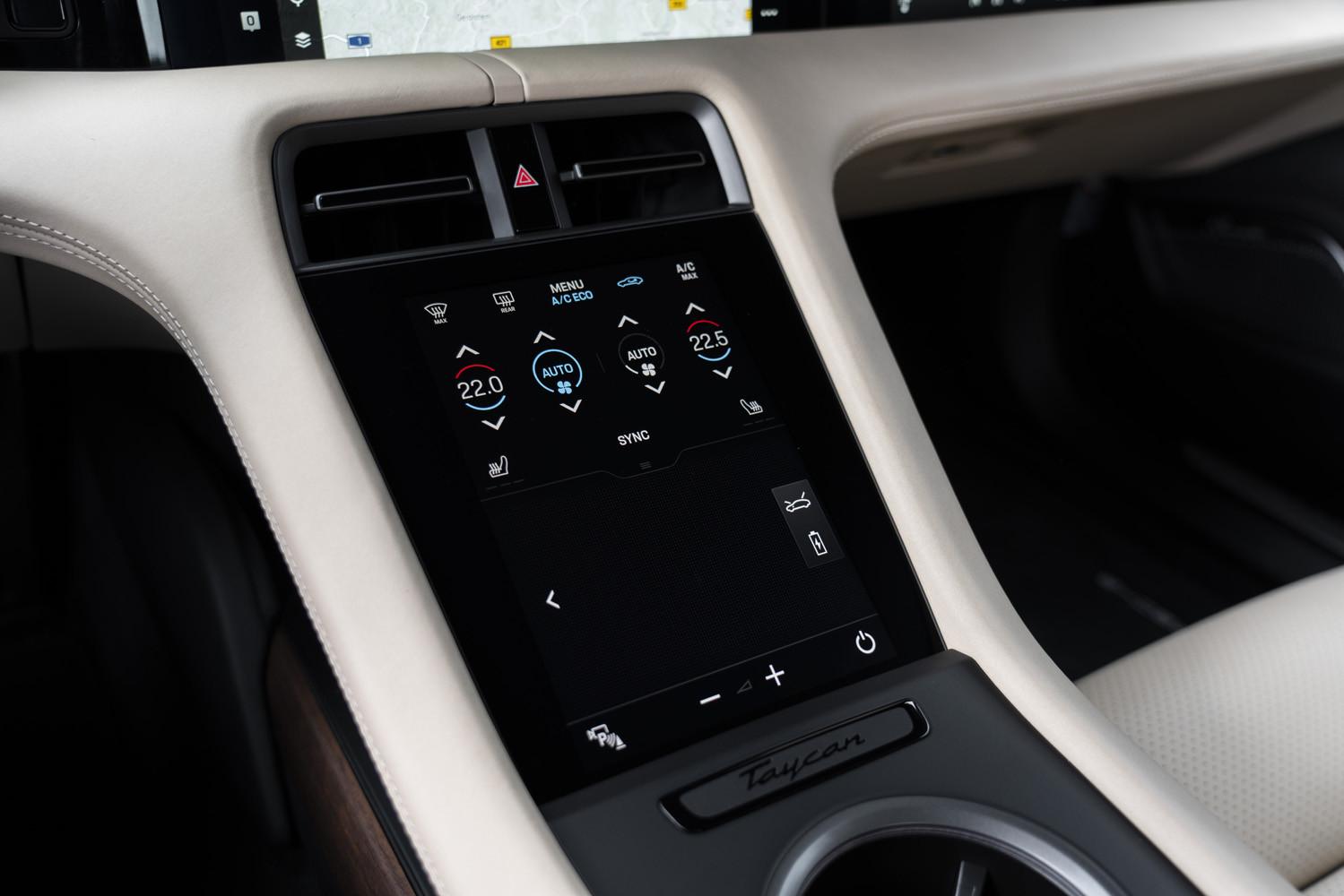 Foto de Porsche Taycan prueba contacto (49/275)