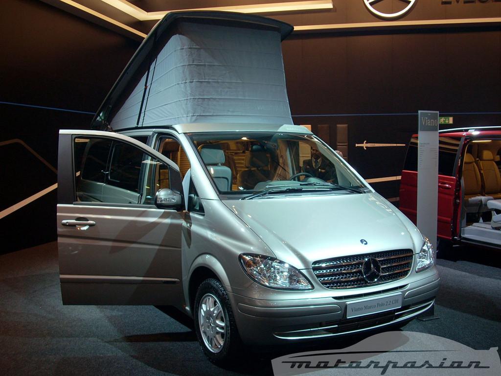 Foto de Mercedes-Benz en el Salón de Madrid (39/40)