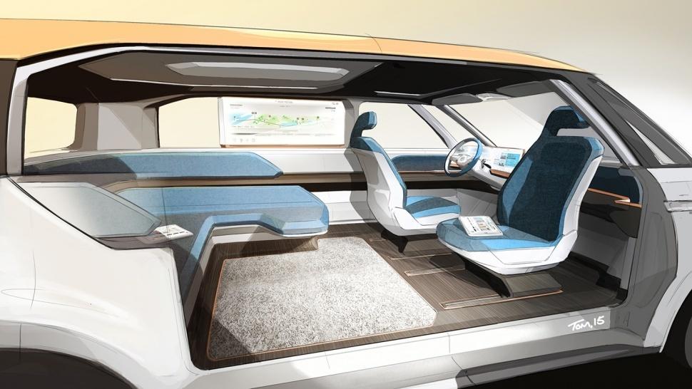 Foto de Volkswagen BUDD-e concept (15/30)