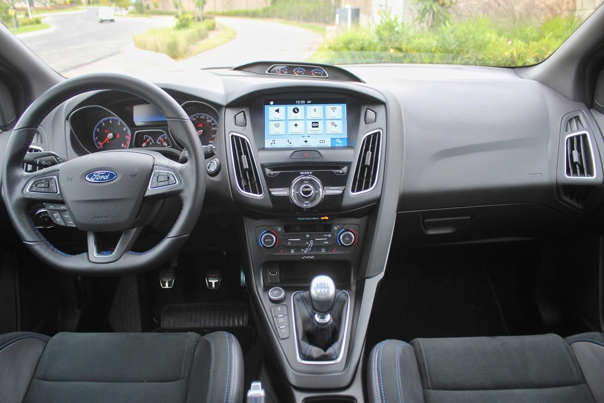 Foto de Ford Focus RS (25/27)