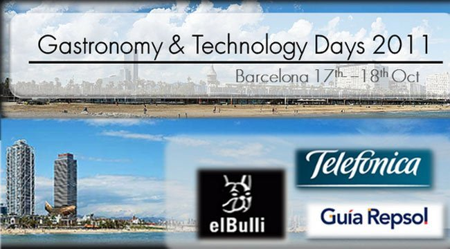 Gastronomy & Technology Days 2011 en Barcelona