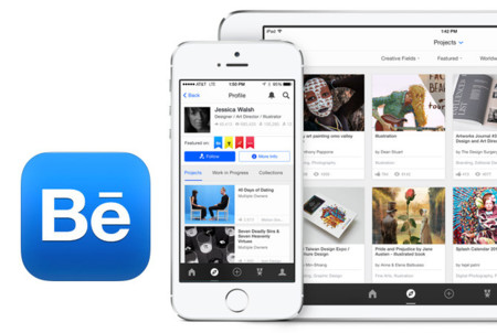 Behance, la comunidad creativa de Adobe, se adapta a iOS 7 y el iPad