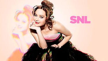 Jennifer Lawrence se ríe hasta de su sombra en SNL