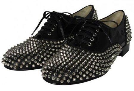 Christian Louboutin, calzado masculino ¿por fín?