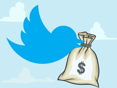 Twitter lo logra, por primera vez reportan un trimestre con ganancias en la empresa