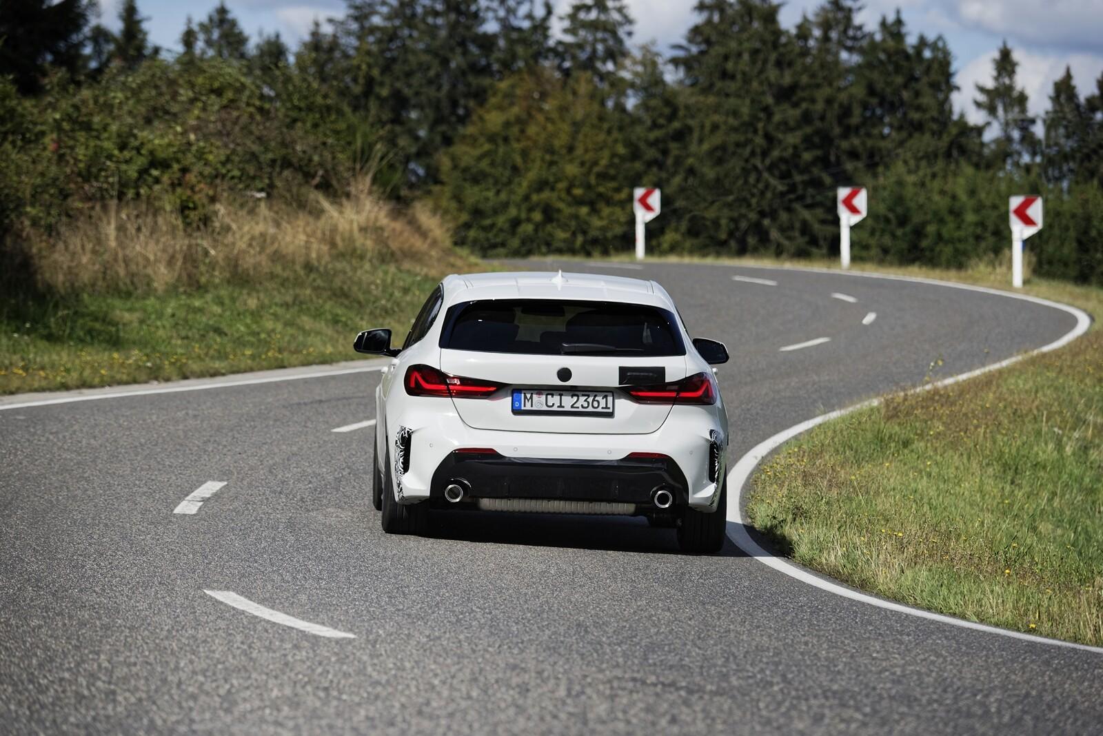Foto de BMW 128ti 2021 (16/21)