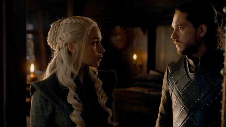 Daenerys y Jon