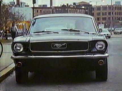 El Mustang Fastback '66 de Spenser