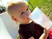 Deshidratación en la infancia