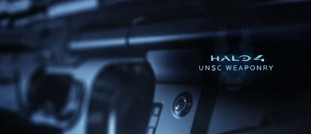 Si quieres ver todas las armas del UNSC en 'Halo 4', aquí tienes un vídeo