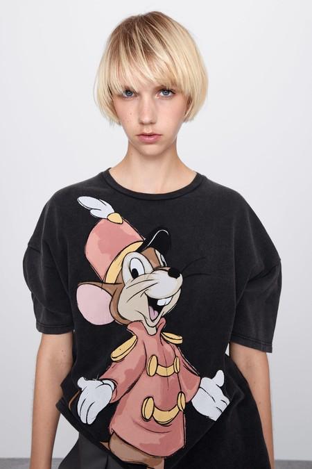 Camiseta Disney Zara 03