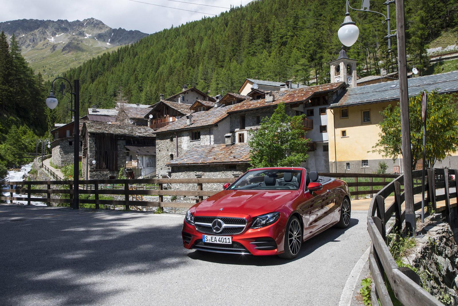 Foto de Mercedes-Benz Clase E Cabrio, toma de contacto (117/156)
