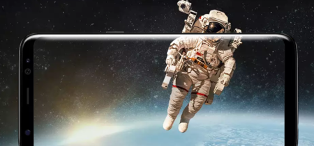 Samsung ya piensa en pantallas con cuatro curvas para cargarse definitivamente los marcos