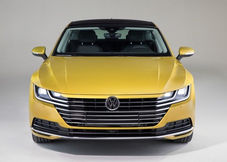 Volkswagen Arteon Us Version 2019 1600