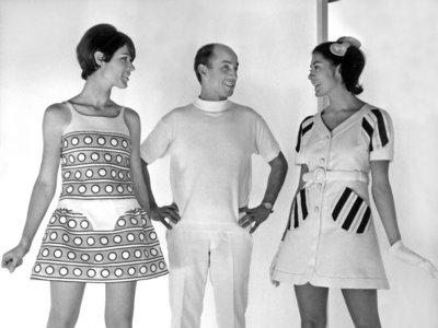 Fallece el diseñador André Courrèges a la edad de 92 años