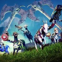 Goat of Duty actualiza su multijugador competitivo a lo grande con los Goatipuntos, tablas de clasificación y mucho más