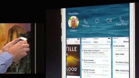 Favoritos iOS 8
