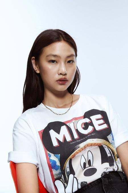 Camiseta Disney Zara 02