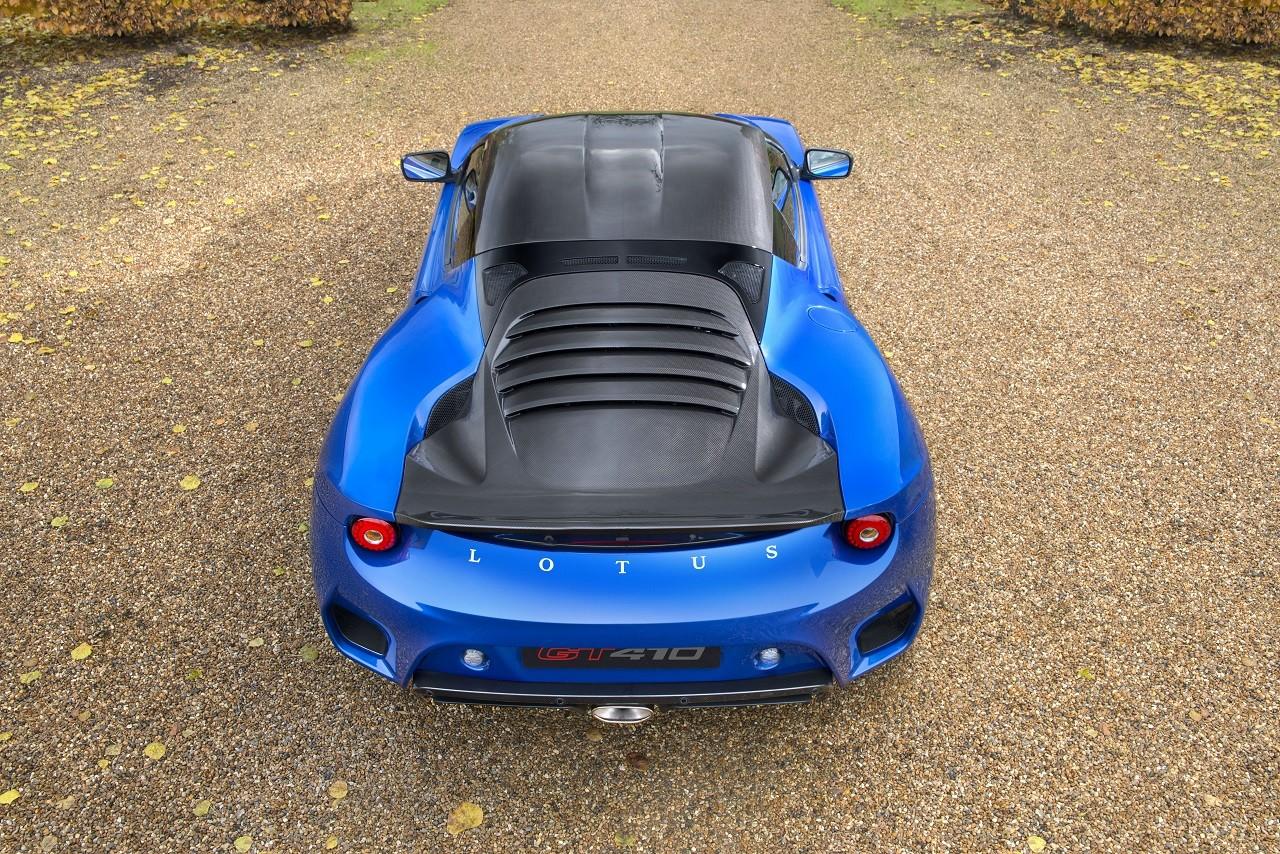 Foto de Lotus Evora GT410 Sport (4/11)