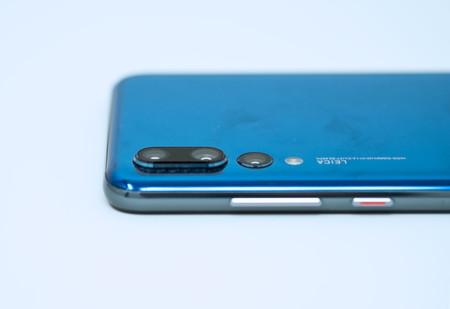 La cámara triple del Huawei P20 Pro