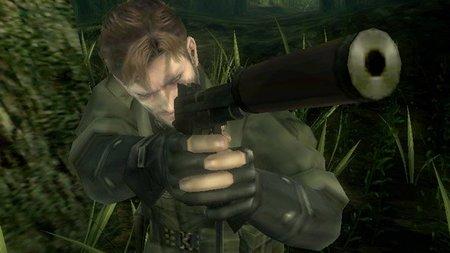 'Metal Gear Solid: Snake Eater 3D' incluirá mejoras de la cuarta entrega y de 'Peace Walker'