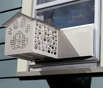 Un balcón para tu gato