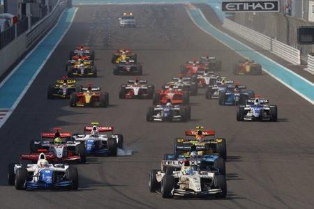 GP2 Abu Dhabi: Sergio Pérez se lleva el subcampeonato
