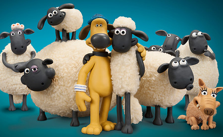 La oveja Shaun y sus colegas