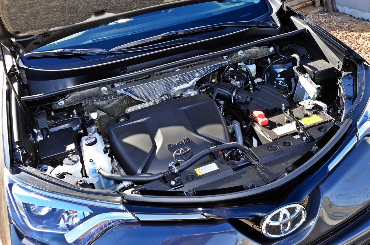 Foto de Toyota RAV4 150D Advance (20/75)