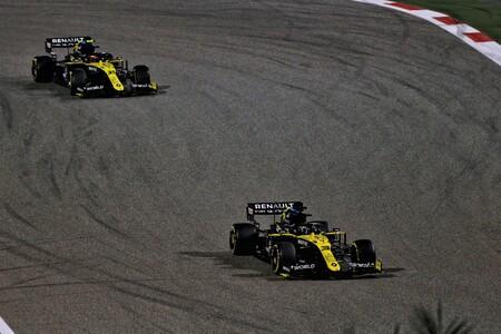 Ricciardo Barein F1 2020