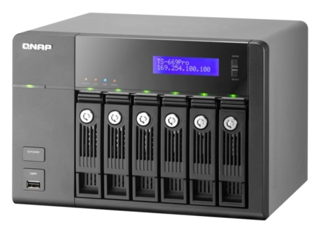 Qnap TS-x69 Pro, más potencia para los que necesitan mucho espacio