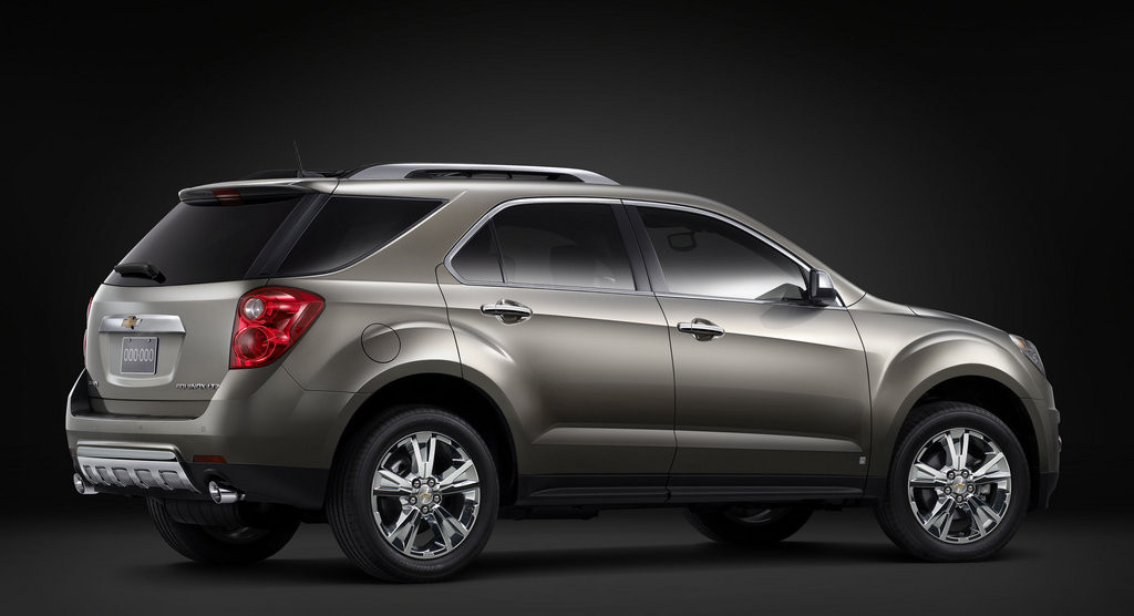 Foto de Chevrolet Equinox (3/12)