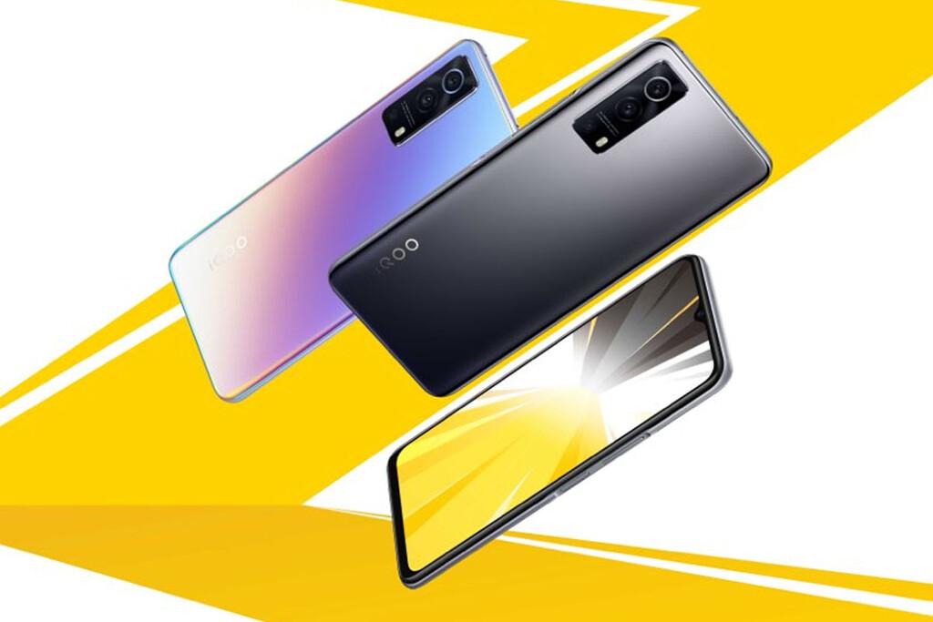 IQOO Z3: un nuevo móvil 5G barato con Snapdragon 768G, pantalla a 120 Hz y carga rápida de 50W