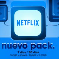 ¿Netflix desde 39 pesos? Sí, así son los nuevos paquetes de Weex para disfrutar video en streaming