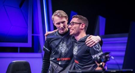 Mithy y  Zven, muy cerca de abandonar el equipo de G2 Esports