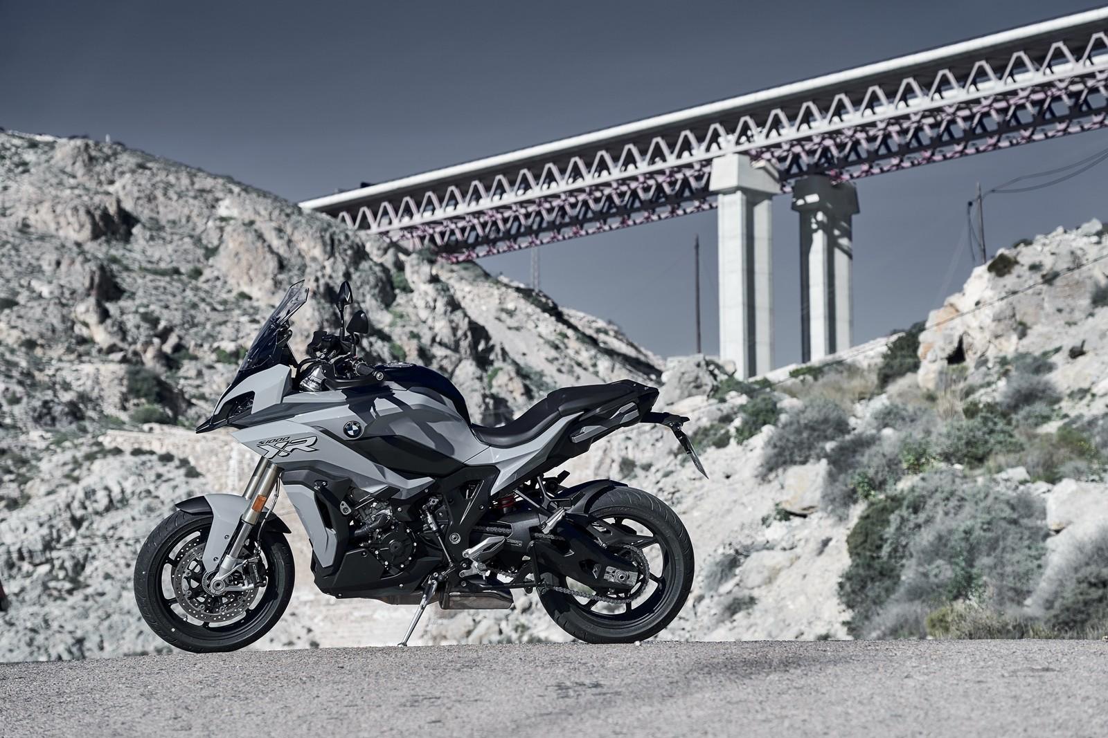 Foto de BMW S 1000 XR 2020, prueba (32/55)
