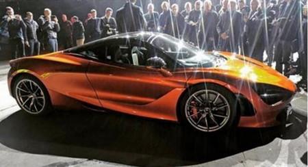 ¡Filtrado! El McLaren 720S es un sexy biplaza de 710 hp