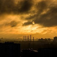 Los gases invernadero ya emitidos han hecho perder el 2% al PIB mundial