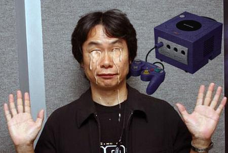 Miyamoto era un hombre triste en la época GameCube